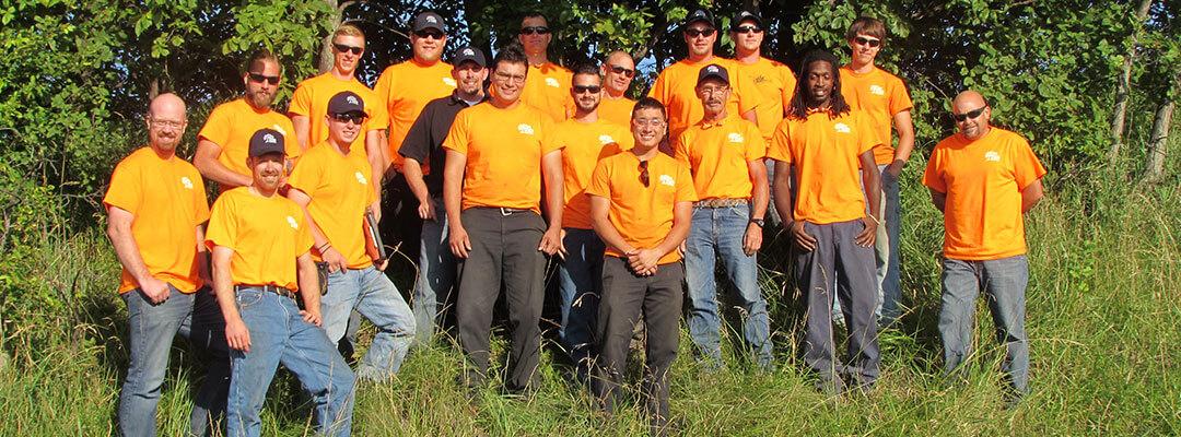 Eden Tree Pros Crew